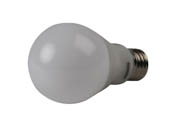 Philips Lighting 459057 9A19/LED/830 DIM 120V Philips Dimmable 9W 3000K A19 LED Bulb, Enclosed Rated