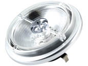 Philips Lighting 458562 20AR111/LED/830/S15 12V Philips Dimmable 20W 12V 3000K 15° AR111 LED Bulb