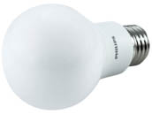 Philips Lighting 455600 8A19/LED/850 ND 120V Philips Non-Dimmable 8W 5000K A19 LED Bulb