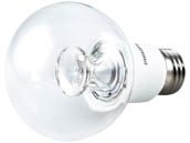 Philips Lighting 458802 7G25/LED/827-22/E26/DIM 120V Philips Dimmable 2700K to 2200K 7W G25 Globe LED Bulb