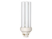 Philips Lighting 458232 PL-T 18W/41/4P/ALTO  (4-Pin) Philips 18W 4 Pin GX24q2 Cool White Long Triple Twin Tube CFL Bulb