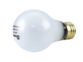 Topaz Lighting 79779 CXL 40A/RS-51 Topaz 40 Watt, 130 Volt A19 Rough Service Incandescent bulb