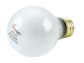 Topaz Lighting 77985 60A/RS-51 Topaz 60 Watt, 130 Volt A19 Rough Service Incandescent bulb