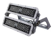 MaxLite 75227 ELLF360DM50 1000 Watt Equivalent, 360 Watt StaxMAX High Output LED Flood Light Fixture, 58° Beam Angle