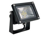 NaturaLED 7513 LED-FXFDL13/40K/BK 75 Watt Equivalent, 13 Watt Small LED Flood Light Fixture, 4000K