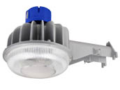 NaturaLED 7190 LED-FXSECSD28/40K 100 Watt Equivalent, 28 Watt 4000K LED Dusk to Dawn Barn Light Fixture with Photocell