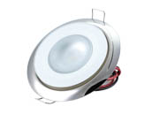 Lumitec Lighting 113118 Mirage FMDL WhiteDim Mirage Marine Down Light White Dim Red Non Dim Blue Non Dim Output