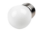 Satco Products, Inc. S9161 1.2W S11/WH/LED/120V/CD Satco 1.2 Watt White S11 LED Bulb