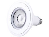 Lighting Science FG-02439 LSPro 38 120WE CW FL 120 BX Dimmable 19W 90 CRI 5000K 40° PAR38 LED Bulb, Wet Rated