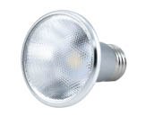 Bulbrite 772717 LED7PAR20/NF25/840/WD Dimmable 7W 4000K 25° PAR20 LED Bulb, Wet Rated