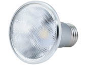 Bulbrite 772718 LED7PAR20/FL40/840/WD Dimmable 7W 4000K 40° PAR20 LED Bulb, Enclosed and Wet Rated