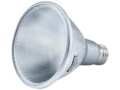 Bulbrite 772731 LED13PAR30L/FL40/827/WD Dimmable 13W 2700K 40° PAR30L LED Bulb, Enclosed and Wet Rated