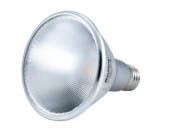 Bulbrite 772733 LED13PAR30L/NF25/830/WD Dimmable 13W 25° 3000K PAR30L LED Bulb, Wet Rated