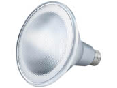 Bulbrite 772743 LED15PAR38/NF25/830/WD Dimmable 15W 3000K 25° PAR38 LED Bulb, Enclosed and Wet Rated
