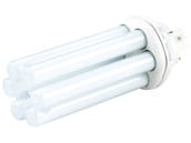 Philips Lighting 458273 PL-T 26W/41/4P/ALTO  (4-Pin) Philips 26W 4 Pin GX24q3 Cool White Long Triple Twin Tube CFL Bulb