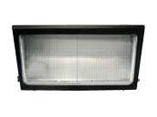 MaxLite 91498 WPL80AU50B 400 Watt Equivalent, 80 Watt Forward Throw LED Wallpack Fixture