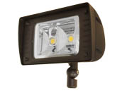 MaxLite 76680 AFB50U641KSBSS 175 Watt Equivalent, 50 Watt LED Architectural Flood Light Fixture