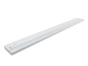 "American Lighting ALC2-40-WH 40 1/4"" 13.6 Watt Dimmable LED Undercabinet Light Fixture - White"