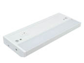 "American Lighting ALC2-8-WH 8 3/4"" 3 Watt Dimmable LED Undercabinet Light Fixture - White"