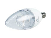 Green Creative 97823 5.5B11DIM/827 Dimmable 5.5W 2700K Decorative LED Bulb