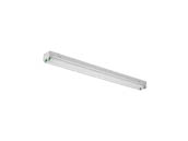 Philips - Day-Brite T232-UNV-1/2-EB Philips 4 Ft. T8 Striplight Fixture for Two F32T8, Bulbs Not Included