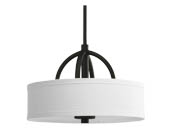 Progress Lighting P3878-80 Three-light Foyer Fixture