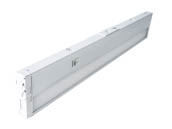 "Kobi Electric K8M2 UC22-30-WH Kobi 22"" 10 Watt Dimmable LED Undercabinet Light Fixture - White"