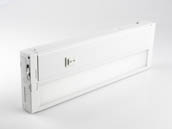 "Kobi Electric K7M0 UC11-30-WH Kobi 11"" 6 Watt Dimmable LED Undercabinet Light Fixture - White"