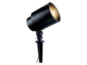 Progress Lighting P5241-31 120-Volt Black Cast Aluminum Spot Light