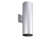 Progress Lighting P5642-82/30K LED Cylinder Outdoor Fixture, Metallic Gray