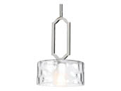 Progress Lighting P5306-104WB One-light Mini-Pendant