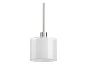 Progress Lighting P5110-09 One-light Mini-Pendant
