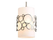 Progress Lighting P5314-09 One-light Mini-Pendant