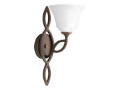Progress Lighting P7167-102 One-light Wall Sconce