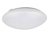 NaturaLED 7157 LED16FMR-160L850 150 Watt Equivalent, 22 Watt Dimmable LED Ceiling Flush Mount Fixture, 5000K