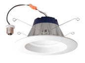 "Sylvania 73742 LED10RT56TWLFY Lightify Dimmable 5"" or 6"" LED Downlight Tunable Between 2700K 6500K"