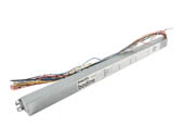 Bodine B50LP Philips B50LP Low Profile Linear Fluorescent Emergency Ballast For 1-2 Lamps, 17-215 Watts, 750-1300 Lumens