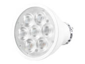 Lighting Science FG-02392 LSPro 16 50WE W27 FL GU10 120 BX Dimmable 8 Watt 90 CRI 2700K 40° MR16 LED Bulb, GU10 Base