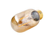 Bulbrite 776605 LED4T14/22K/FIL-NOS/2 Dimmable 4W 2200K Vintage T14 Filament LED Bulb