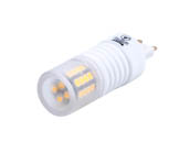Bulbrite 770553 LED5G9/SW/D/L Dimmable 5W 3000K T4 LED Bulb with G9 Base