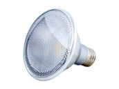 Bulbrite 772621 LED13PAR30S/FL40/930/WD Dimmable 13W 90 CRI 3000K 40° PAR30S LED Bulb, Wet Rated