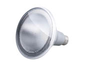 Bulbrite 772747 LED15PAR38/FL40/840/WD Dimmable 15W 4000K 40° PAR38 LED Bulb, Wet Rated