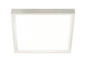 "Philips Lighting S6S830K10 Philips SlimSurface Dimmable 14.2W 3000K 6"" LED Downlight"