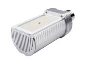 Light Efficient Design LED-8088M40 50 Watt 4000K Wallpack/Shoe Box Retrofit LED Bulb, Ballast Bypass