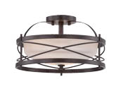 Nuvo Lighting 60-5335 Nuvo - 2 Light Close-to-Ceiling Semi-Flush fixture