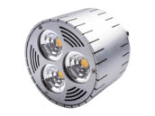 Light Efficient Design LED-8045M42 50 Watt 4200K Recessed Retrofit PAR38 LED Bulb, Ballast Bypass