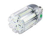 Light Efficient Design LED-8029E57-A 100 Watt Equivalent, 24 Watt 5700K LED Corn Bulb, Ballast Bypass