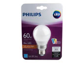 Philips Lighting 465187 BC10A19/AMB/927/DIM 120V Philips Dimmable 10 Watt 2700K 90 CRI A19 LED Bulb