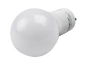 Satco Products, Inc. S9840 9.5A19/OMNI/220/LED/27K/GU24 Satco 9.5W 2700K A19 LED Bulb, GU24 Base, Enclosed Rated