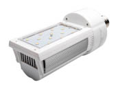 Light Efficient Design LED-8090M50-MHBC 120 Watt 5000K Wallpack Retrofit LED Lamp, Uses Existing Ballast